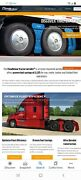 New - Flowbelow Tractor Complete Aerokit In Red Blue White Or Black