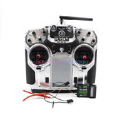 Fs-i10+ia6+g7 10ch 2.4g Remote Control Transmitter And Receiver And Simulator.