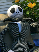 2003 Neca Rare Nightmare Before Christmas 6 Foot Jack Skellington Life Size 6and039