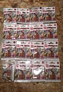 Lego Series 6 Minifigure Set 16 Factory Sealed Unopened Complete Lot 8827 New