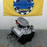 Sb Chevy 15 Deep Fin Ac Engine Dress Up Kit Valve Covers Breathers 400 327 Sbc