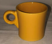 Vintage Fiesta Tom And Jerry Yellow 3 Mugnot Signed