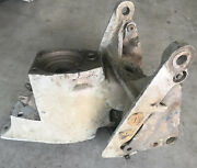 Volvo Penta Sp/dp Lower Housing With H Fork