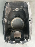 Volvo Penta Sp / Dp Transom Shield With Square End Trim Cylinders