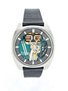 Bulova Accutron Space View Famous Bulova Accutron With The Tuning Fork Movement