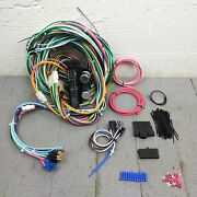 1928 - 1931 Ford Rhd Wire Harness Upgrade Kit Fits Painless Complete Fuse Block