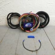 Early Gm Chevrolet Wire Harness Fuse Block Upgrade Kit Hot Rod Street Rod