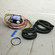 Wire Harness Fuse Block Upgrade Kit For Jeep Grand Cherokee Rat Rod Hot Rod