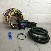 1968 - 1977 El Camino Ultra Pro Wire Harness System 12 Fuse Complete Long