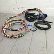 Wire Harness Fuse Block Upgrade Kit For 2001 - 2010 Pt Cruiser Hot Rod