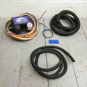 Wire Harness Fuse Block Upgrade Kit For 1960 - 1970 Cougar Hot Rod Street Rod