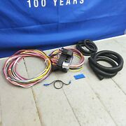 Wire Harness Fuse Block Upgrade Kit For 1933 - 1934 Ford Rat Rod Street Rod