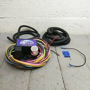 1968 - 1974 Pontiac Gto Ultra Pro Wire Harness System 12 Fuse W/fuse Complete