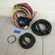 Wire Harness Fuse Block Upgrade Kit For 1928 - 1929 Model A Street Rod Hot Rod