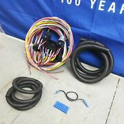 Wire Harness Fuse Block Upgrade Kit For 1976 - 1978 Ford Mustang Rat Rod