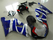 Injection Body Kit Fairing Fit For Gsxr 600 750 2001 2002 2003 01-03 K1 Mold Aan