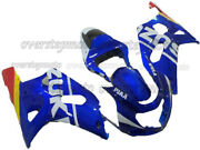 Injection Body Fairing Kit Fit For 01-03 Gsx-r 600/750 K1 2001 2002 2003 Abs Aam