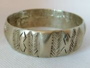 Extreme Rare Ancient Viking Bracelet Old Silver Color Artifact Authentic Amazing
