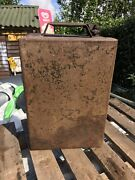 Old Prototype Jerry Can German British Military Army Ww2 Vintage Petrol Can Oil