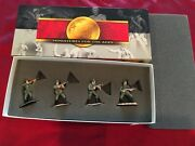 Ww2 Conte Collectibles For The Fatherland Wwii-006 4 Figures Nmib