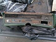 1973 Cadillac 2dr Complete,cluster Climate Control..antenna .headlight Switch