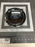 1 Single 2003 2006 Ford Expedition Chrome Oem Center Cap P/n 4l14-1a096-ca