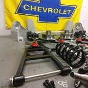 34-36 Chevy Truck Mustang Ii Coil-over Ifs Stock 6x5.5 Manual Rhd Rack