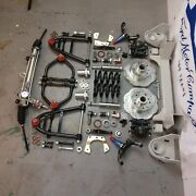 48-52 Ford Truck Coil-over Mustang Ii Ifs 2 Drop 5x4.5 Manual Lhd Rack Hot Rod