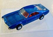 Triang And039top Gearand039 Diecast Car And039no.122 Oldsmobile Toronadoand039 Hot Wheels Scale