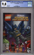 Lego Dc Universe Super Heroes Cgc 9.8 Nm+ White Pages Highest Graded Copy 1 Of 5