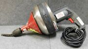 Electric Eel Sani-rod Handheld Drill-powered Drain Cleaner Model S Free Shipping
