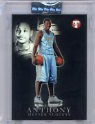 2003-04 Topps Pristine Uncirculated Refractor Rookie109 Carmelo Anthony 37/149