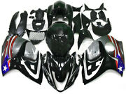 Injection Complete Plastic Bodywork Fairing Kit Fit For Gsx-r 1300 2008-2018 Aal