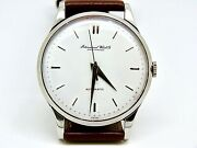 International Watch Company Vintage Steel Automatic Men Watch 1960and039s
