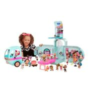 Lol Surprise 2 In 1 Glamper With 55+ Surprises Playset