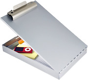 Saunders Recycled Aluminum Redi-rite Storage Clipboard Choose Size Qty Color