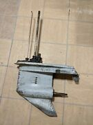 1979 Johnson Evinrude 100hp Lower Unit / Gearcase Assembly