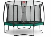 Berg Toys 35.44.80.00 Champion Trampoline 14 Ft And Safety Net Deluxe