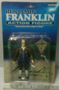 Benjamin Franklin Action Figure Accoutrements