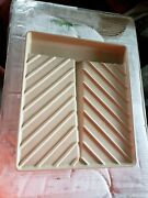 Lot Of 4 Microware And Nordic Ware Items Bacon Tray Bunt Pan Divided Plate Round