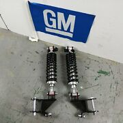 64-72 Gm A-body 300lb Adjustable Rear Coilover Conversion Kit W/ Shock Mount Gto