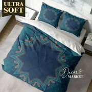 Totem Indian Bohemia Texture Patterns Duvet Cover Sets Single Double Queen King