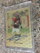 2016 Leaf Draft Superfractor Rookie Auto Kenyan Drake 1/1 - Alabama - Cardinals