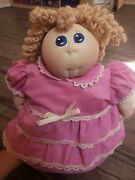 Hand Signed Xavier Roberts Little People Pal Soft Sculpture 1978 Cabbage Patch