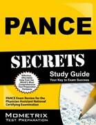 Pance Secrets Study Guide Pance Exam Review For The Physician Assistant - Good