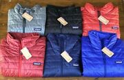 Menand039s Nano Puff Jackets And Hoodys All Colors Sizes S M L Xl Xxl Nwt