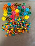 Huge Lot Of Trivial Pursuit Pie Wheels And Wedges