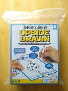 Usaopoly Telestrations Upside Drawn Board Game Rare Autographed Kane Klenko New