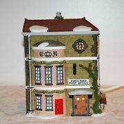 Dept. 56 Heritage Collection Dicken's Village 58017 King's Road Post Office