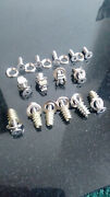 Audi S3 8l Engine Cover Bolt Set In Stainless Steel 225 Bam Apy 1.8t 20v